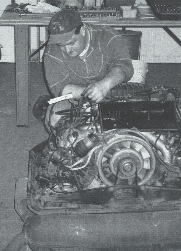 78SC Engine Out