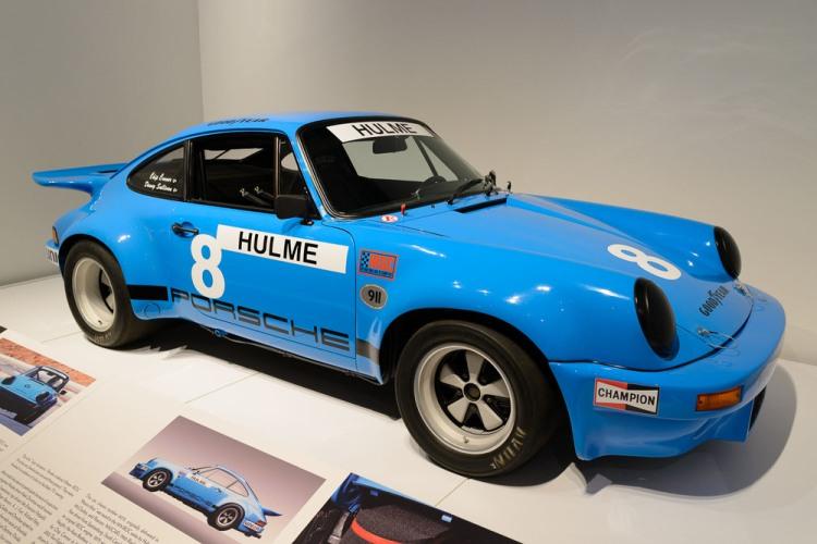 1974 IROC Porsche Type 911 Carrera RSR